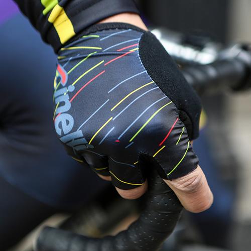 Italo '79 Aero Black Gloves