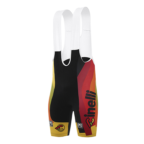 2017 Team Cinelli Chrome Racing Bib Shorts