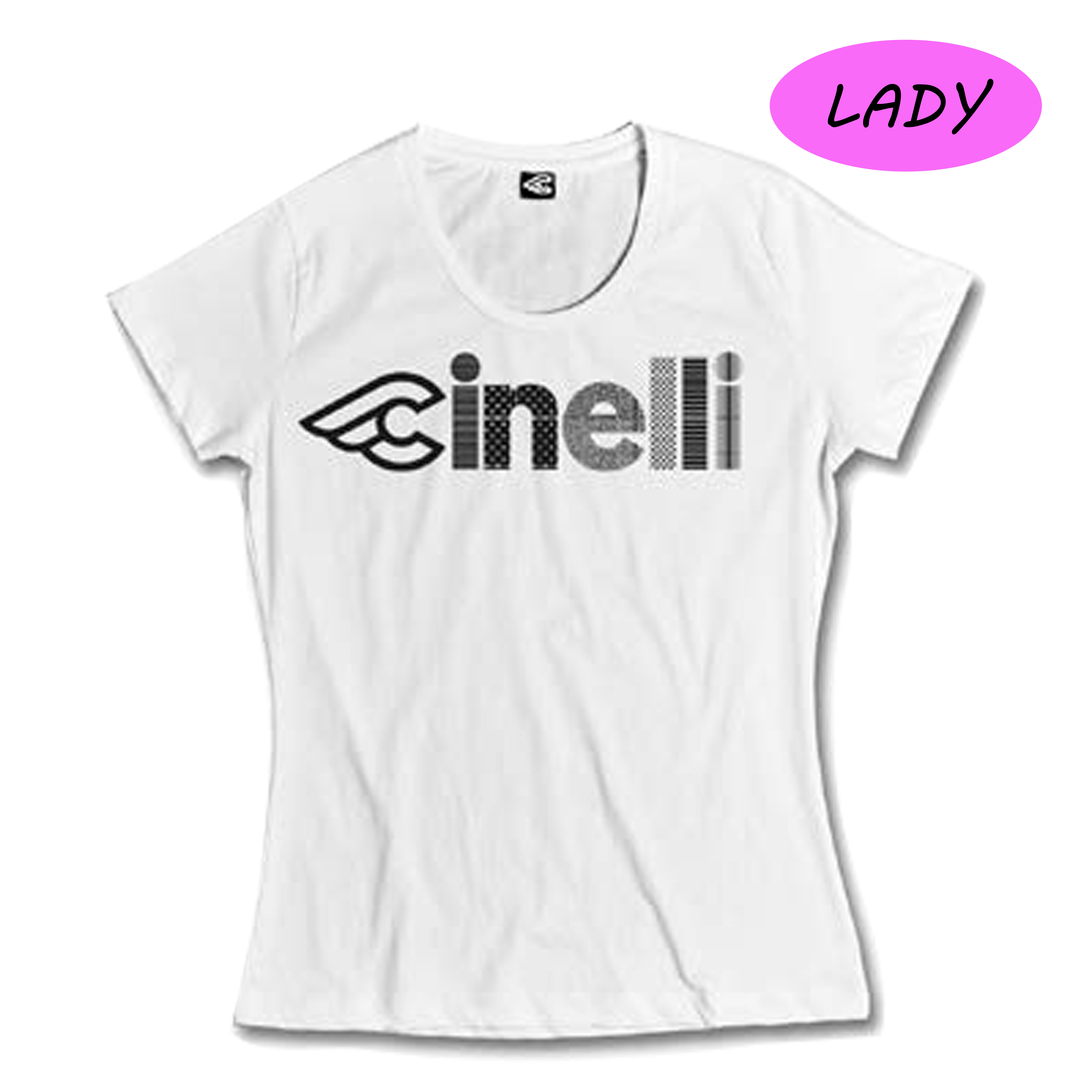 Cinelli Optical Lady T-Shirt