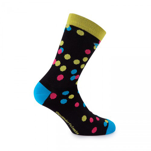 Caleido Dots Socks