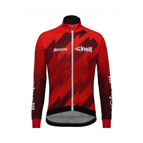 2018 Team Cinelli Racing Winter Jacket